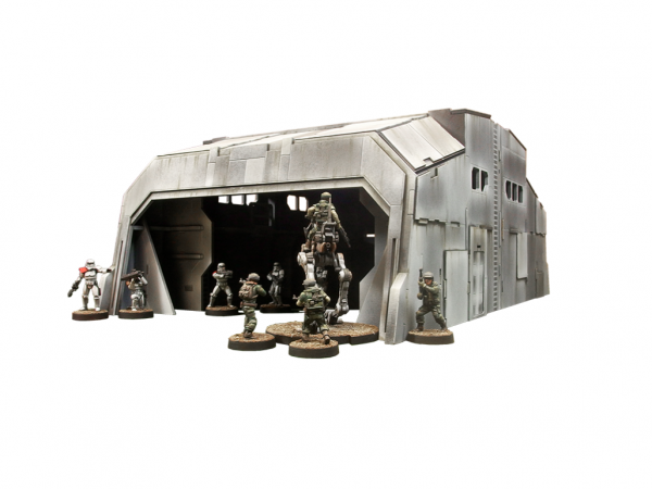 Star Wars Legion: (Terrain) Imperial Depot