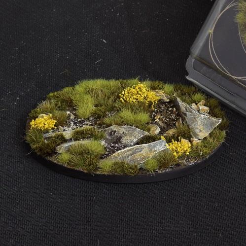 Battle Ready Bases: Highland Oval 105mm (x1)