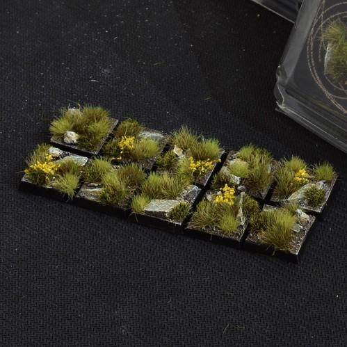 Battle Ready Bases: Highland Square 20mm (x10)