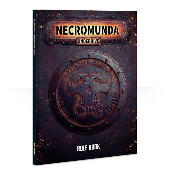 Necromunda: Core Rulebook (2018) (HC)