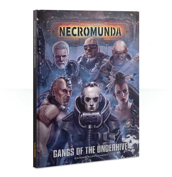 Necromunda: Gangs of the Underhive (HC)