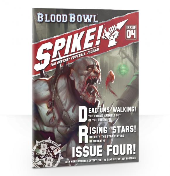 Blood Bowl: SPIKE! Journal Issue #4