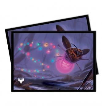 Magic The Gathering: 2018 Holiday Sleeves (100)