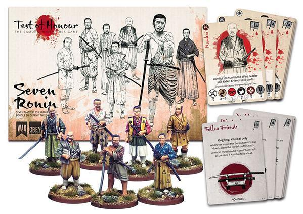 Test of Honour: Seven Ronin