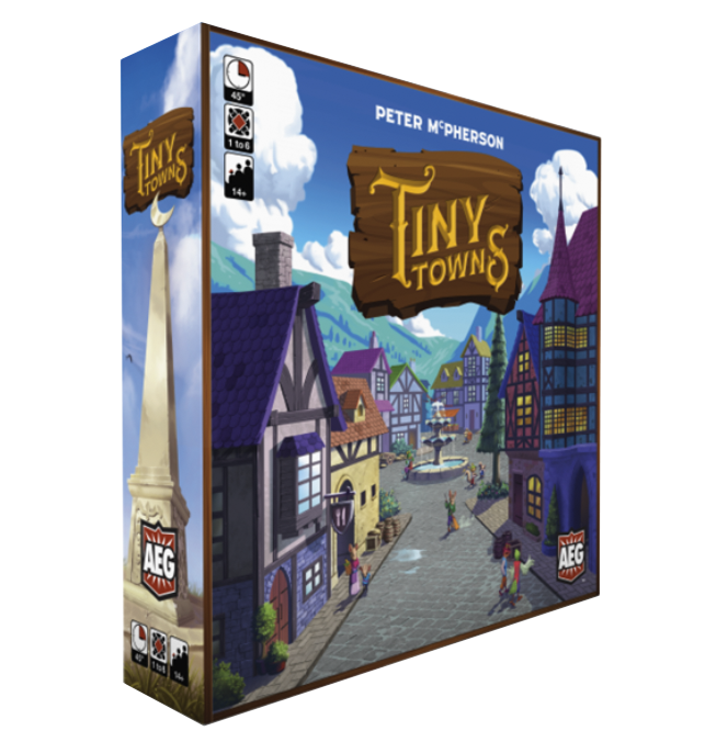 Tiny Towns: Core Game