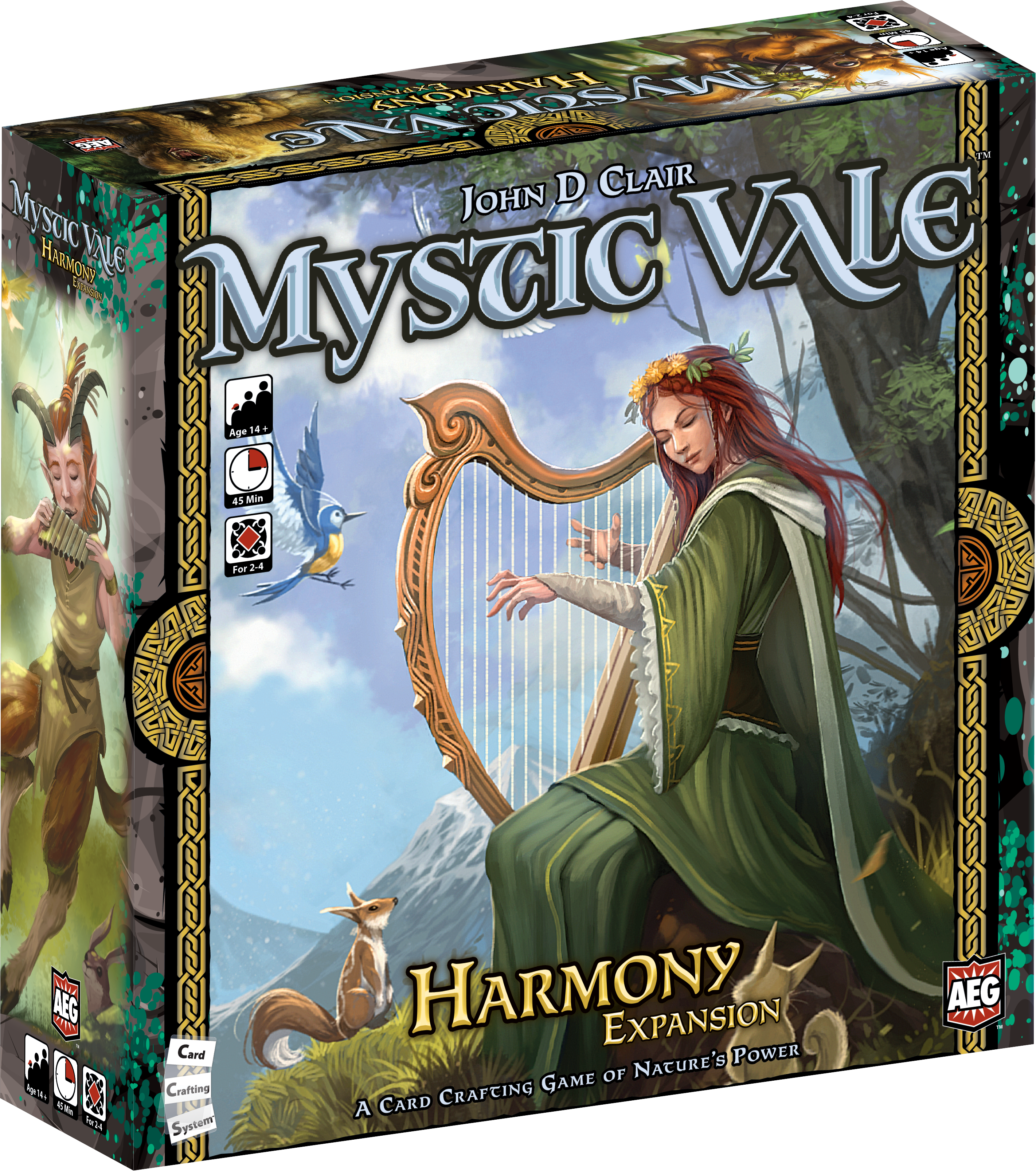 Mystic Vale: Harmony (Expansion)