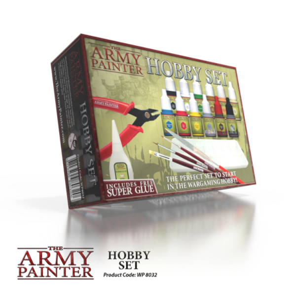 Warpaints: Army Painter Hobby Set (2019)