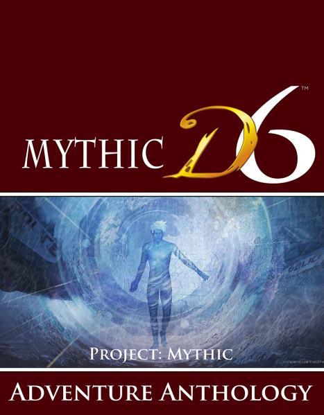 Mythic RPG: Adventure Anthology One