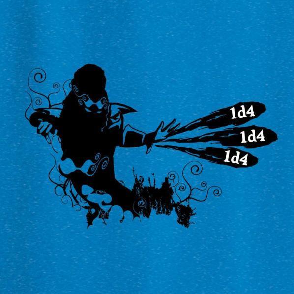 Gamer Shirts: Sorceress (Medium)