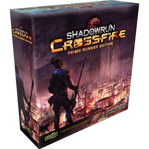 Shadowrun Crossfire DBG: Prime Runner Edition