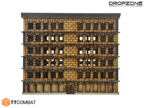 15mm Terrain: Sci-fi X - Adnet Apartments