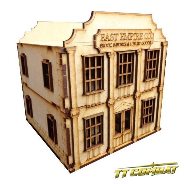 28mm Terrain: Old Town Scenics - Large Store