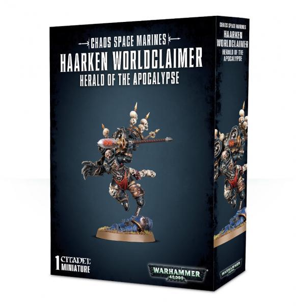 Warhammer 40,000: Haarken Worldclaimer