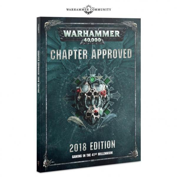 Warhammer 40K: Chapter Approved (2018)