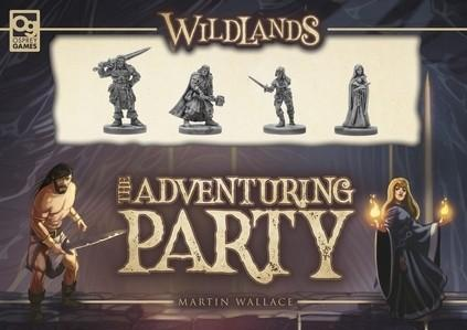 [Osprey Games] Wildlands: The Adventuring Party
