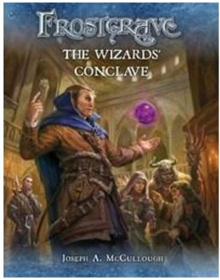[Osprey Games] Frostgrave: The Wizards' Conclave