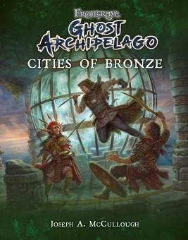 [Osprey Games] Frostgrave: Ghost Archipelago - Cities of Bronze