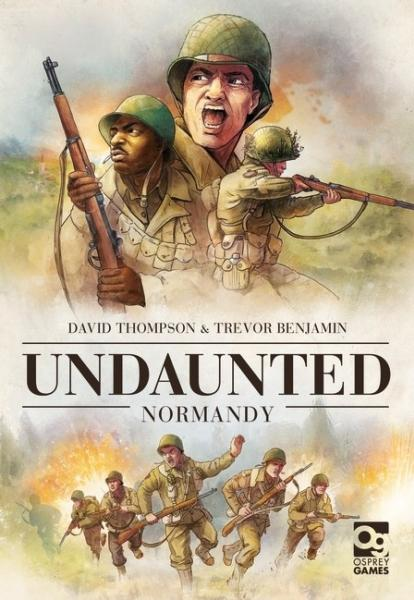 [Osprey Games] Undaunted: Normandy DBG