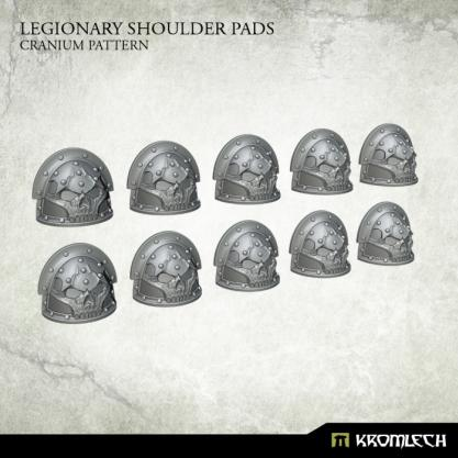 Conversion Bitz: Legionary Shoulder Pads - Cranium Pattern (10)