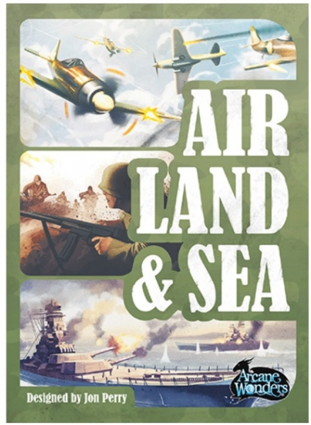 Air, Land & Sea (Revised Edition)