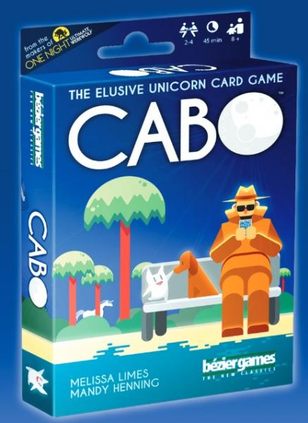 CABO card game