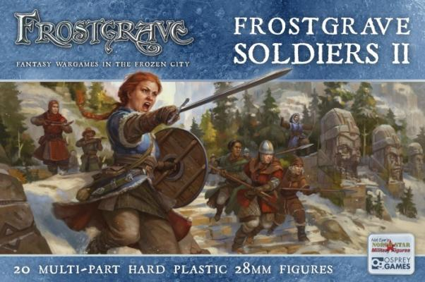 Frostgrave: Frostgrave Soldiers II