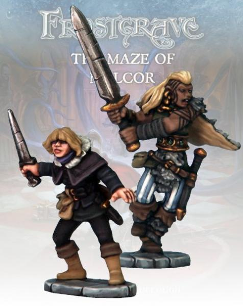 Frostgrave: Thief & Barbarian II