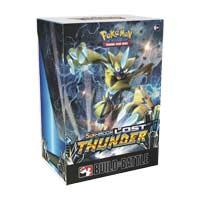 Pokemon CCG: Sun & Moon-Lost Thunder Build & Battle Box