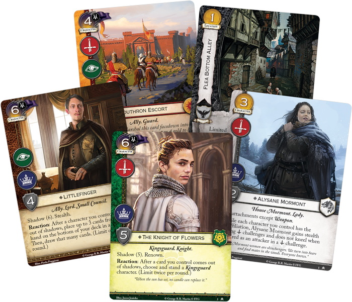 A Game of Thrones LCG: At the Gates