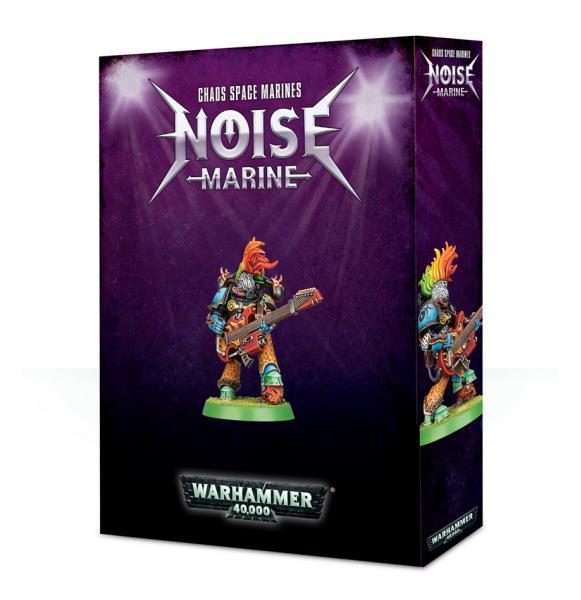 WH40K: Noise Marine