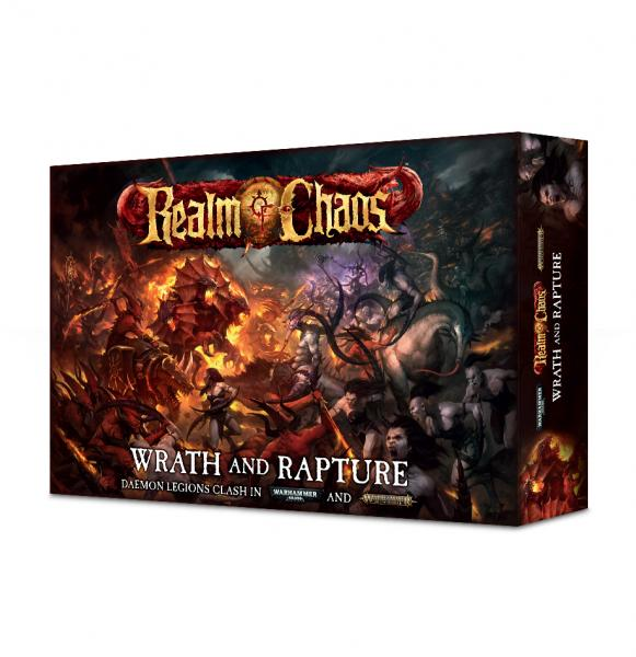 WH40K: Realm of Chaos - Wrath & Rapture