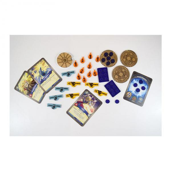 Game Accessories: Keyforge Compatible Token Set (Gold)