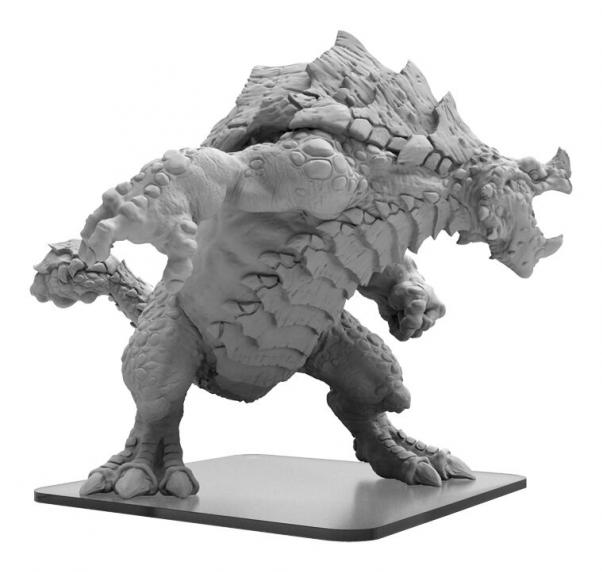 Monsterpocalypse (2018): Armodax - Terrasaurs Monster (resin)