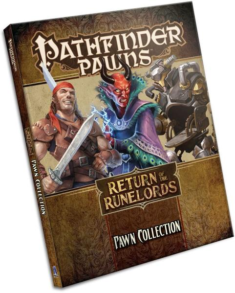 Pathfinder RPG: (Pawns) Return of the Runelords Pawn Collection