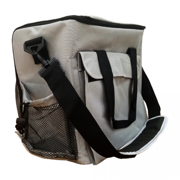 Game Plus Products: Gaming Bag - Skirmisher Gray (Empty)