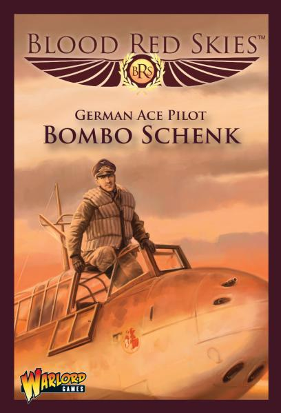 Blood Red Skies: BF 110 Ace - 'Bombo' Schenk