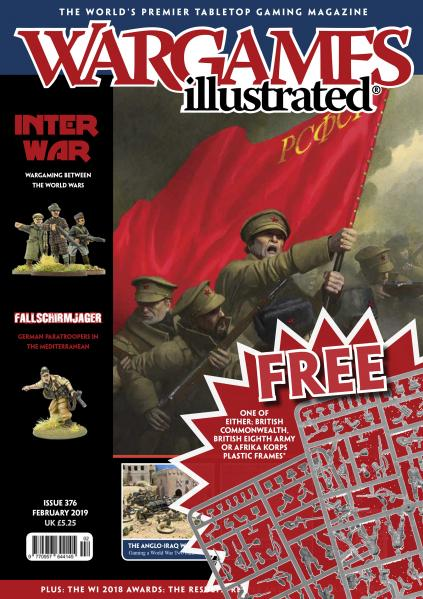 Wargames Illustrated Magazine #376