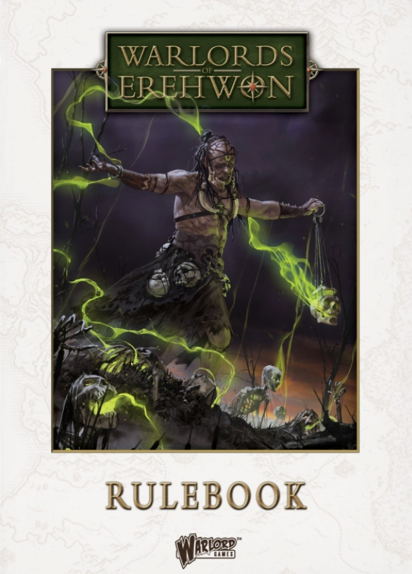 Warlords of Erehwon: Core Rulebook