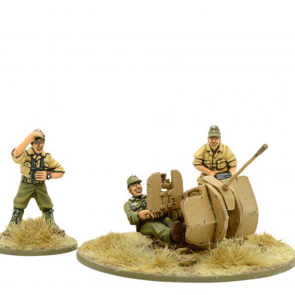 Bolt Action: Afrika Korps 2cm Flak 38