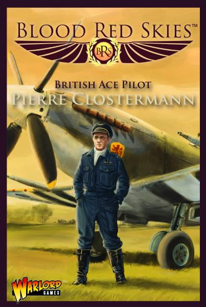Blood Red Skies: Spitfire MkIX Ace - Pierre Closterman