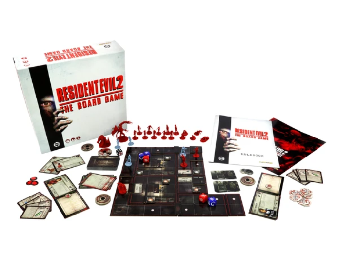 Resident Evil 2: The Board Game (Core Game)