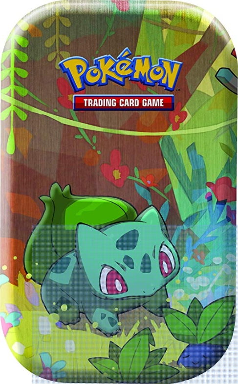 Pokemon CCG: Kanto Friends Mini Tin (1)