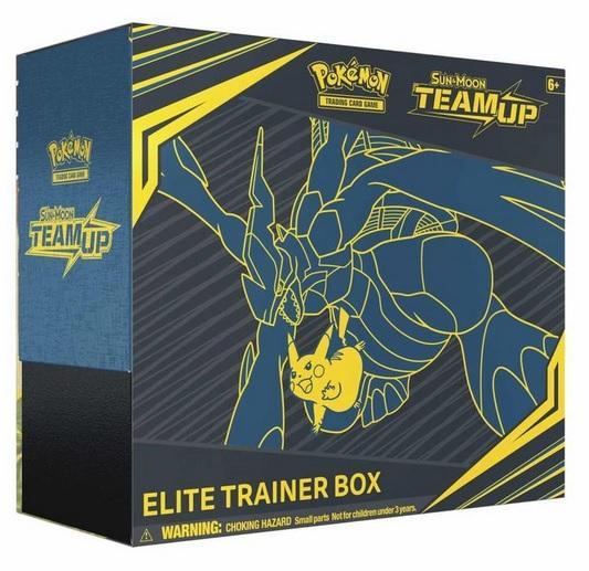 Pokemon CCG: Sun & Moon 9 Team Up Elite Trainer Box
