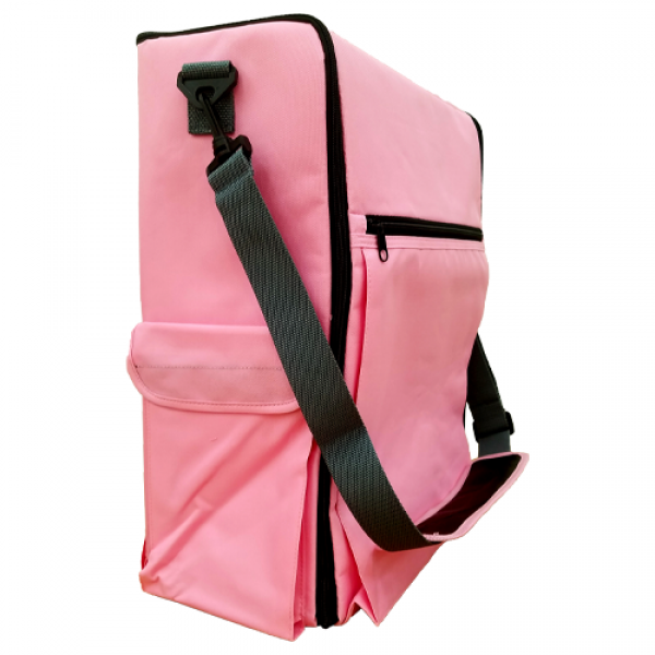 Game Plus Products: Flagship Gaming Bag - Pink (Empty)