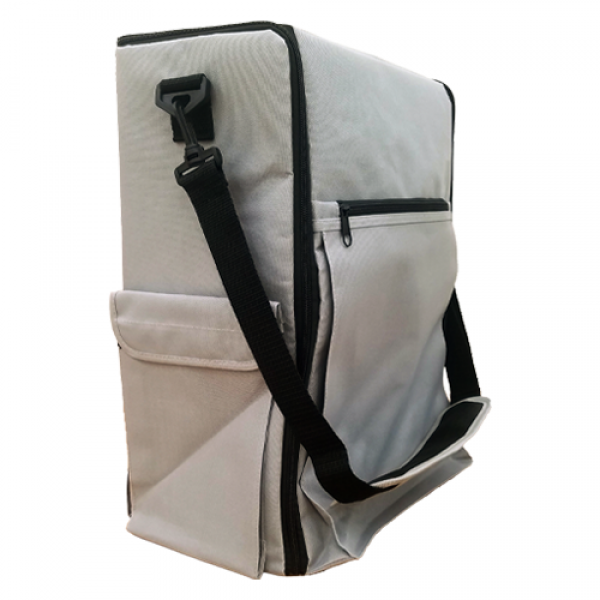 Game Plus Products: Flagship Gaming Bag - Grey (Empty)