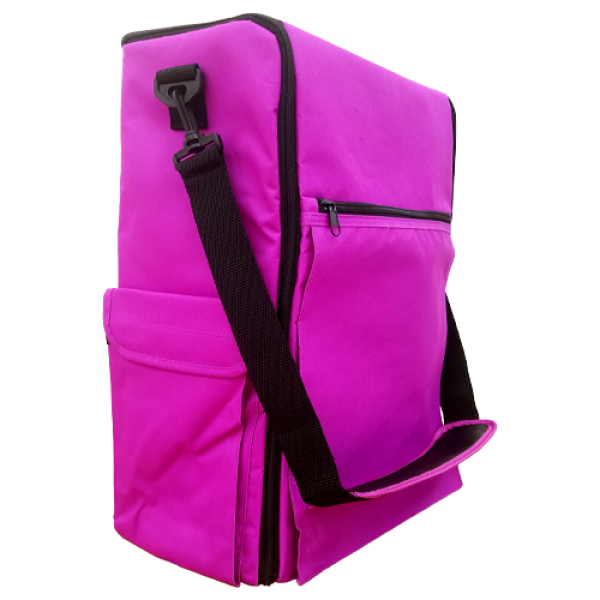 Game Plus Products: Flagship Gaming Bag - Purple (Empty)