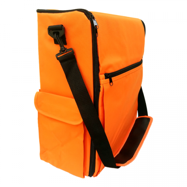 Game Plus Products: Flagship Gaming Bag - Orange (Empty)