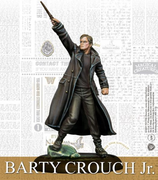 Harry Potter Miniature Game: Barty Crouch Jr. & Death Eaters Box Set