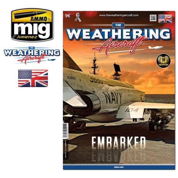 AMMO: The Weathering Aircraft 11 - Embarked