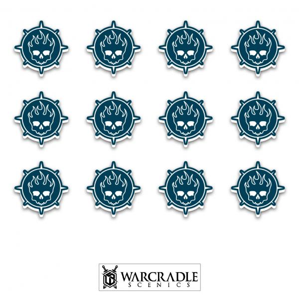 Miniature Accessories: Knightspire Activated Tokens